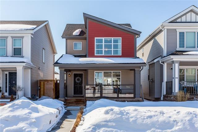84 Copperpond Parade SE, Calgary, AB T2Z 0L2 (#C4172471) :: Canmore & Banff