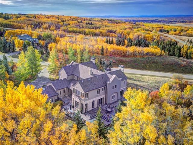 36 Escarpment Place, Rural Rocky View County, AB T3Z 3M8 (#C4172481) :: Redline Real Estate Group Inc