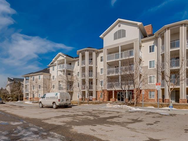 17 Country Village Bay NE #1112, Calgary, AB T3K 5X3 (#C4172570) :: Canmore & Banff