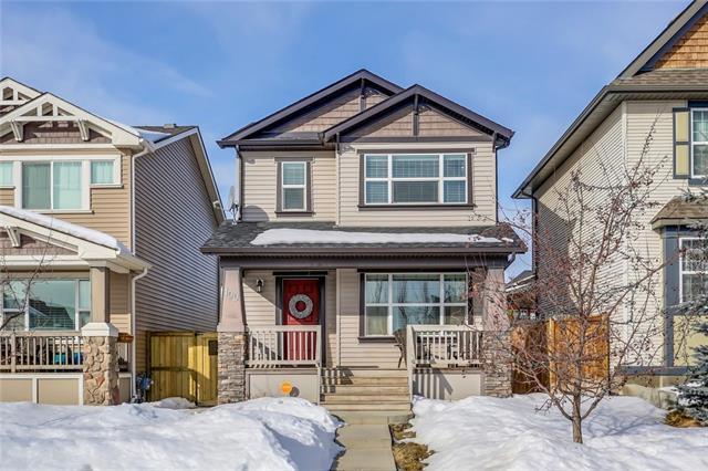 100 Silverado Plains View SW, Calgary, AB T2X 0H4 (#C4172579) :: Canmore & Banff