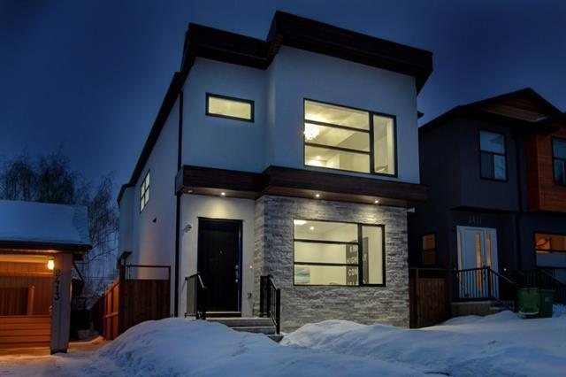 2415 25 Avenue NW, Calgary, AB T2M 2C6 (#C4172714) :: The Cliff Stevenson Group
