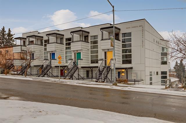 1800 26 Avenue SW #118, Calgary, AB T2T 1E1 (#C4172724) :: Canmore & Banff