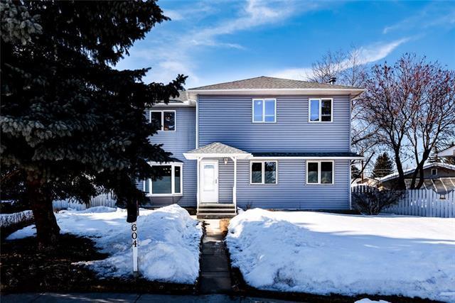 604 Aurora Place SE, Calgary, AB T2J 1A2 (#C4172725) :: Canmore & Banff