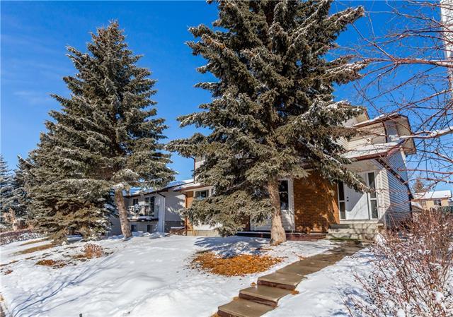 3723 Cedarille Drive SW, Calgary, AB T2W 3J5 (#C4172743) :: Canmore & Banff