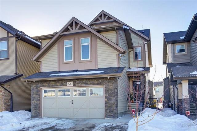 58 Skyview Point Rise NE, Calgary, AB T3N 0G9 (#C4172744) :: Canmore & Banff