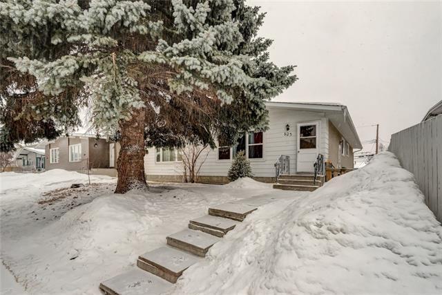 623 Mckinnon Drive NE, Calgary, AB T2E 6A4 (#C4172798) :: Canmore & Banff