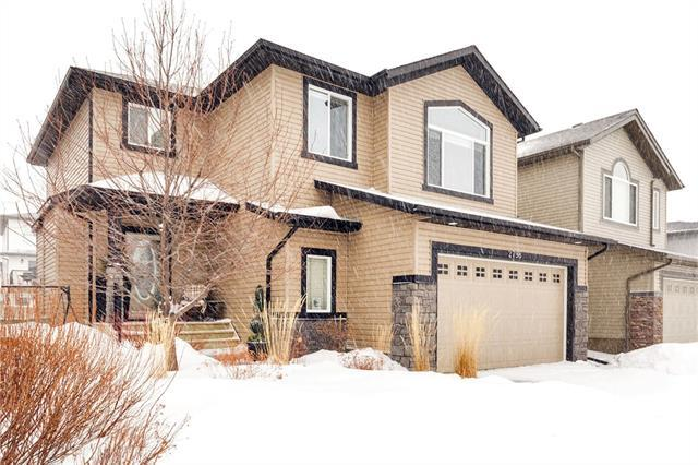 2798 Chinook Winds Drive SW, Airdrie, AB T4B 0N4 (#C4172811) :: Express Capital