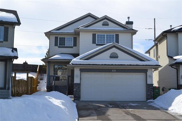 151 Valley Crest Close NW, Calgary, AB T3B 5X2 (#C4172835) :: Canmore & Banff