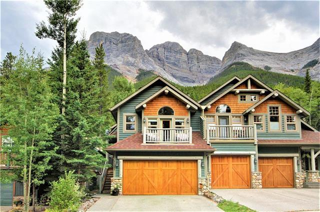 1121 Lawrence Grassi Ridge, Canmore, AB T1W 3C3 (#C4172895) :: Canmore & Banff