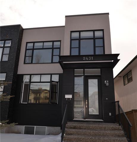 2431 7 Avenue NW, Calgary, AB T2N 0L2 (#C4172918) :: Canmore & Banff
