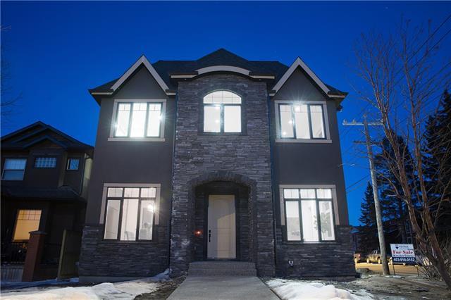 3304 1 Street NW, Calgary, AB T2K 0W4 (#C4172942) :: Redline Real Estate Group Inc