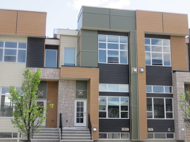 1530 Bayside Avenue #205, Airdrie, AB T4B 4B5 (#C4172952) :: Canmore & Banff
