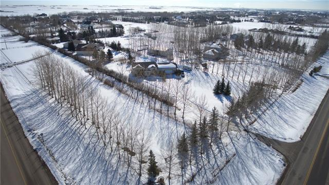 263252 Rge Rd 293, Rural Rocky View County, AB T4A 0N3 (#C4172961) :: Redline Real Estate Group Inc