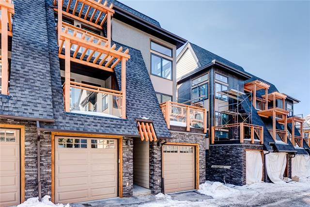 102 Stewart Creek Rise #704, Canmore, AB T1W 0K6 (#C4173042) :: Canmore & Banff