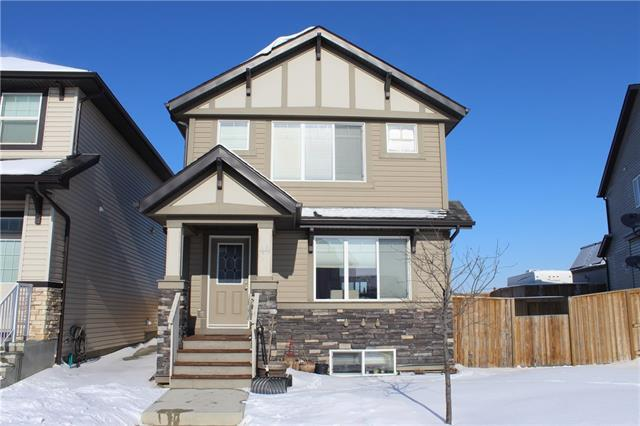 44 Skyview Springs Place NE, Calgary, AB T3N 0B3 (#C4173047) :: Canmore & Banff
