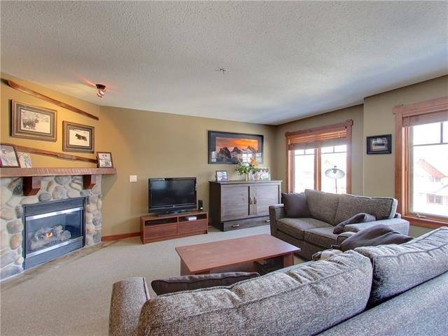 150 Crossbow Place #304, Canmore, AB T1W 3H5 (#C4173059) :: Canmore & Banff