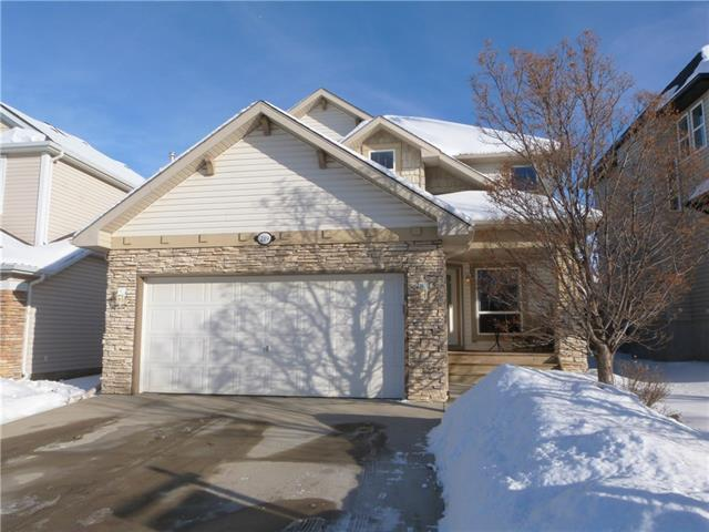 219 Cresthaven Place SW, Calgary, AB T3B 5W4 (#C4173068) :: Canmore & Banff