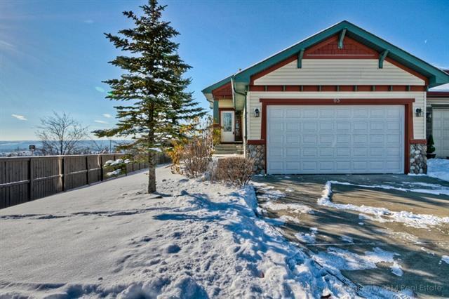95 Spring Village Lane SW, Calgary, AB T3H 5H8 (#C4173111) :: Canmore & Banff