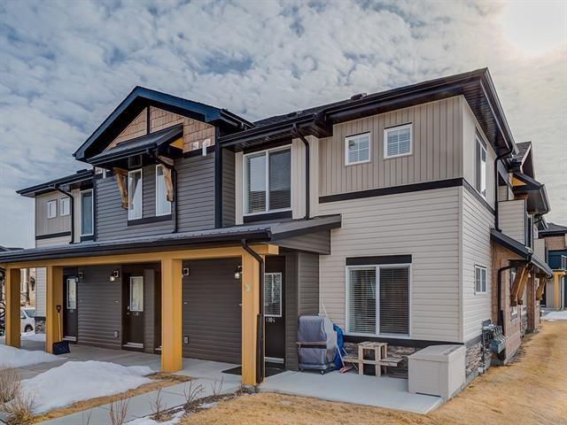 2781 Chinook Winds Drive SW #6104, Airdrie, AB T4B 3S5 (#C4173112) :: Canmore & Banff