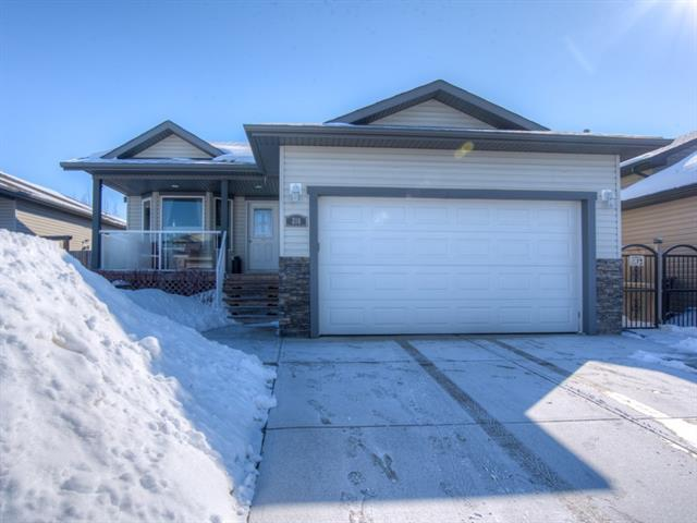 216 Hillcrest Boulevard, Strathmore, AB T1P 1X8 (#C4173121) :: Canmore & Banff