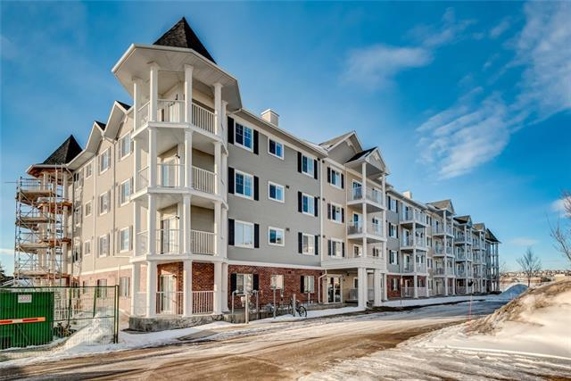43 Country Village Lane NE #2213, Calgary, AB T3K 0G2 (#C4173136) :: Canmore & Banff
