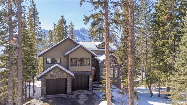 133 Silvertip Ridge, Canmore, AB T1W 3A8 (#C4173152) :: Canmore & Banff