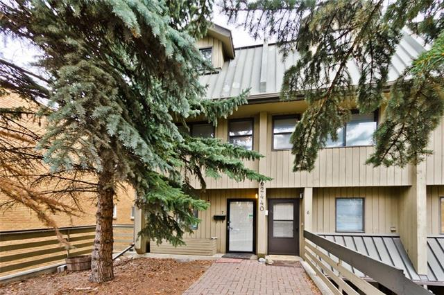 2440 14 Street SW #7, Calgary, AB T2T 3T6 (#C4173182) :: Canmore & Banff