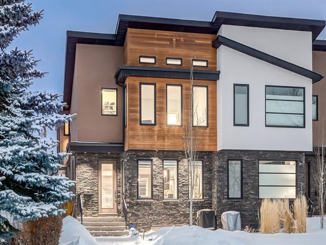 917 32 Street NW, Calgary, AB T2N 2W3 (#C4173185) :: Canmore & Banff