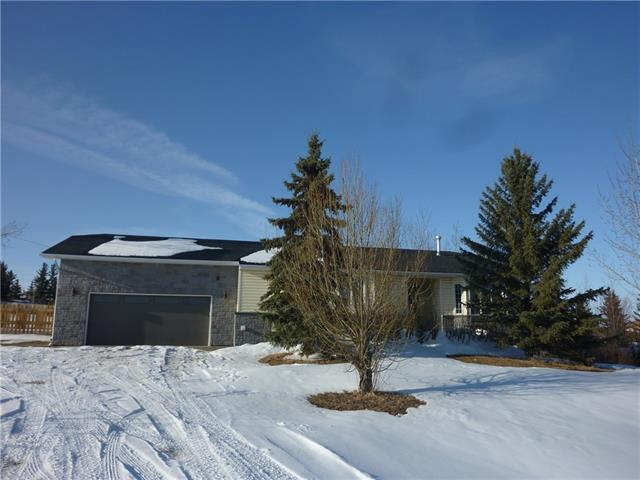 255019 Rocky Ridge Road NW, Rural Rocky View County, AB T2R 1J9 (#C4173209) :: Canmore & Banff