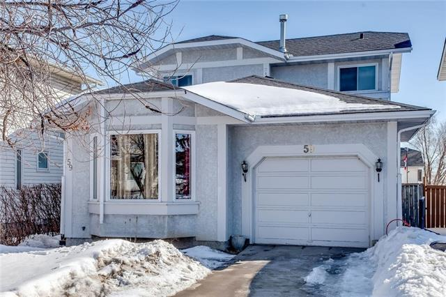 59 Millrise Crescent SW, Calgary, AB T2Y 2H7 (#C4173234) :: Canmore & Banff