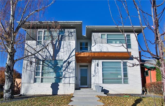 1401 7 Street NW, Calgary, AB T2M 3H5 (#C4173264) :: Canmore & Banff