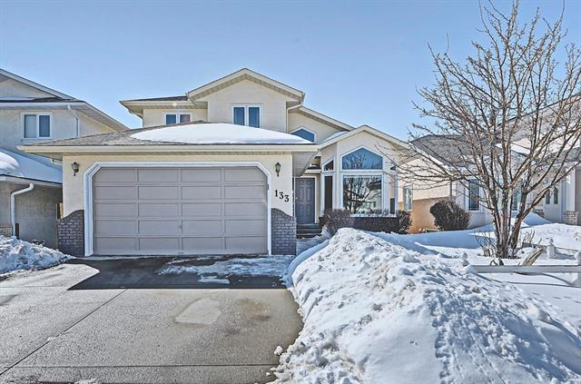 133 Hawkland Place NW, Calgary, AB T3G 3R8 (#C4173274) :: Canmore & Banff