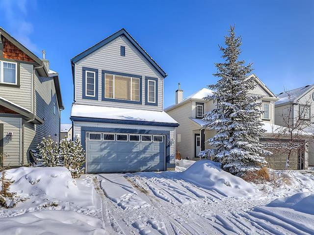 30 Copperstone Road SE, Calgary, AB T2Z 0G7 (#C4173278) :: Canmore & Banff