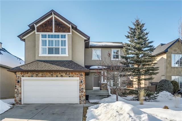 15 Discovery Ridge Green SW, Calgary, AB T3H 4Y4 (#C4173292) :: Canmore & Banff