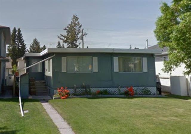 435 & 437 55 Avenue SW, Calgary, AB T2W 0X2 (#C4173305) :: Canmore & Banff