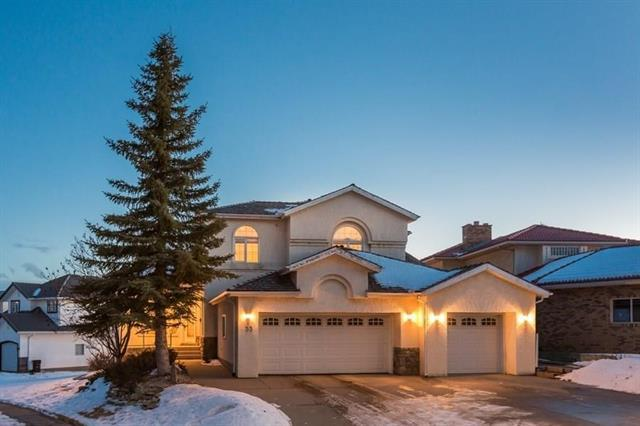 33 Hawkside Road NW, Calgary, AB T3G 3K9 (#C4173317) :: Canmore & Banff