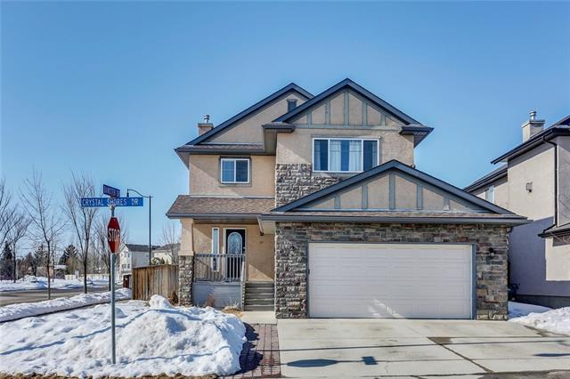 101 Crystal Shores Drive, Okotoks, AB T1S 1X9 (#C4173367) :: The Cliff Stevenson Group