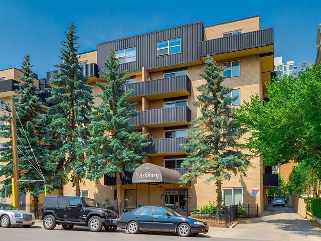 120 15 Avenue SW #302, Calgary, AB T2R 0P5 (#C4173375) :: Your Calgary Real Estate