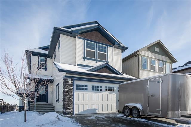 62 Skyview Ranch Street NE, Calgary, AB T3N 0G9 (#C4173394) :: Canmore & Banff