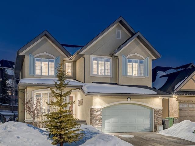 18 Crestridge View SW, Calgary, AB T3G 3K2 (#C4173404) :: Canmore & Banff