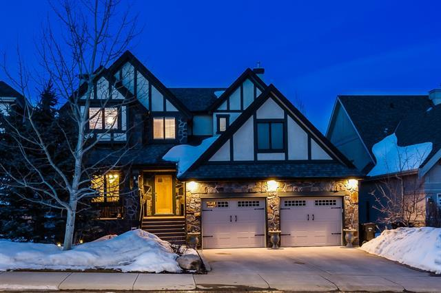 30 Tusslewood Drive NW, Calgary, AB T3L 2M6 (#C4173406) :: Canmore & Banff