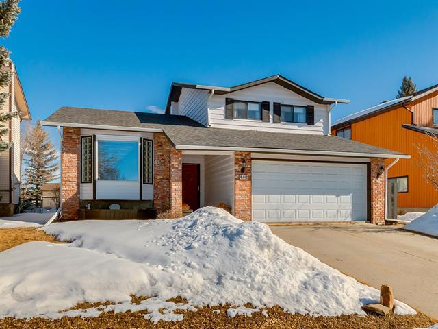 143 Woodhaven Drive, Okotoks, AB T1S 1L6 (#C4173411) :: The Cliff Stevenson Group