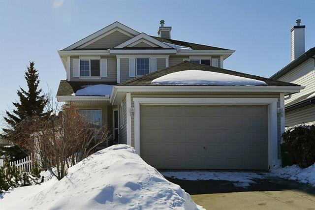 163 Schooner Cove NW, Calgary, AB T3L 1Y7 (#C4173455) :: Canmore & Banff