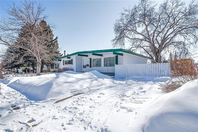 107 Huntcroft Way NE, Calgary, AB T2K 4E4 (#C4173479) :: Canmore & Banff