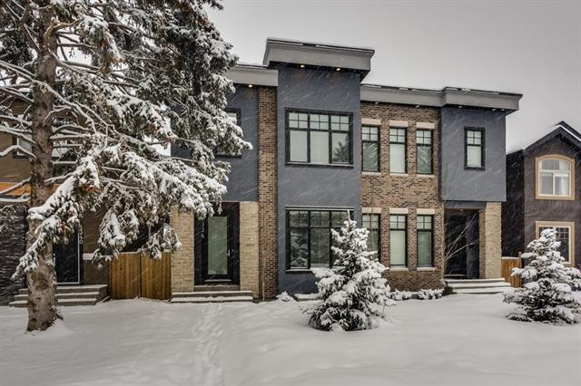 1336 19 Avenue NW, Calgary, AB T2M 1A4 (#C4173524) :: Canmore & Banff