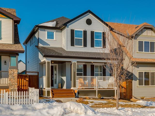 2362 Reunion Street NW, Airdrie, AB T4B 0M6 (#C4173591) :: Canmore & Banff