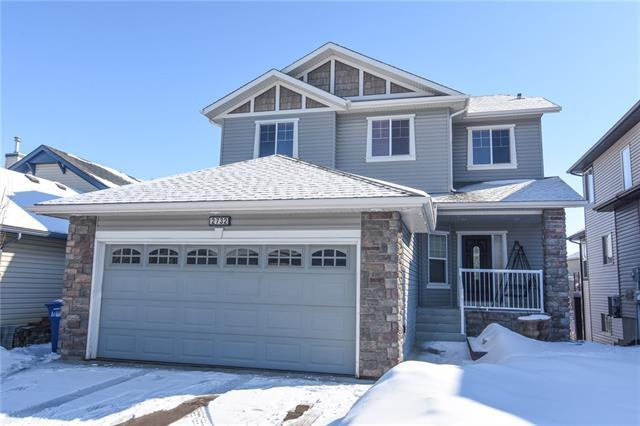 2732 Coopers Manor SW, Airdrie, AB T4B 3J7 (#C4173636) :: Canmore & Banff