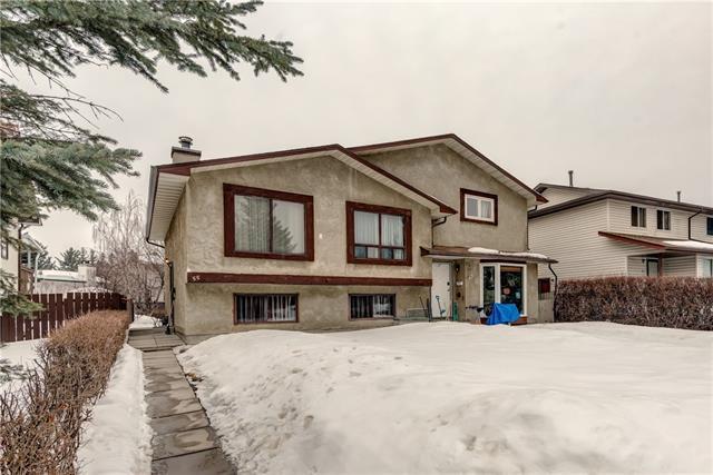 55 Cedarwood Hill(S) SW, Calgary, AB T2W 3H4 (#C4173676) :: Canmore & Banff