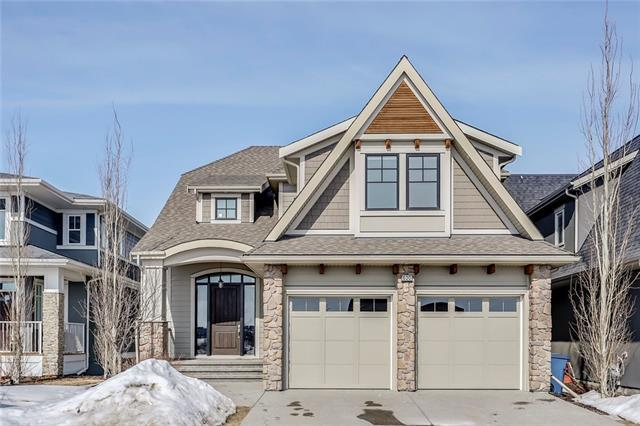 620 Coopers Crescent SW, Airdrie, AB T4B 0X5 (#C4173684) :: Canmore & Banff