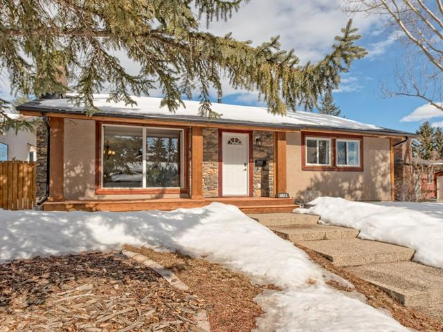 6912 Silverview Road NW, Calgary, AB T3B 3M1 (#C4173709) :: Canmore & Banff